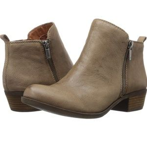 Lucky Brand Women Basel Ankle Boots